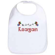 Keagan, Christmas Bib