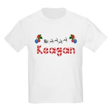 Keagan, Christmas T-Shirt
