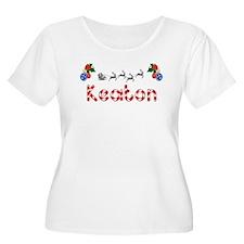 Keaton, Christmas T-Shirt