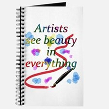Artists See Beauty Journal
