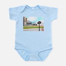 Intercourse, Pa. town sign Infant Bodysuit
