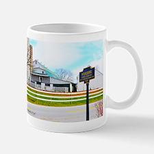 Intercourse, Pa. town sign Mug
