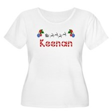 Keenan, Christmas T-Shirt