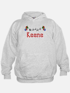 Keene, Christmas Hoodie