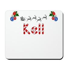 Kell, Christmas Mousepad
