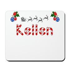 Kellen, Christmas Mousepad