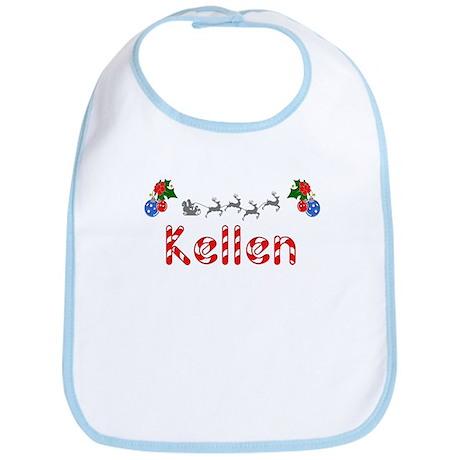 Kellen, Christmas Bib