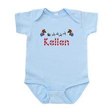 Kellen, Christmas Infant Bodysuit
