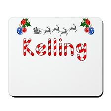 Kelling, Christmas Mousepad