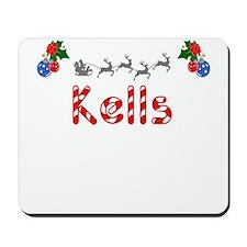 Kells, Christmas Mousepad