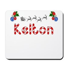 Kelton, Christmas Mousepad