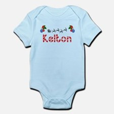Kelton, Christmas Infant Bodysuit