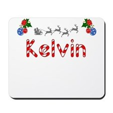 Kelvin, Christmas Mousepad