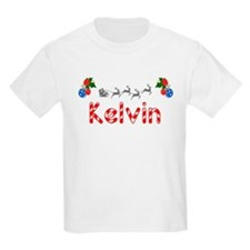 Kelvin, Christmas T-Shirt