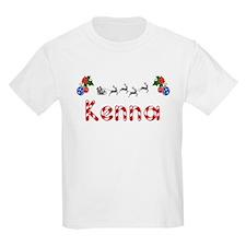 Kenna, Christmas T-Shirt