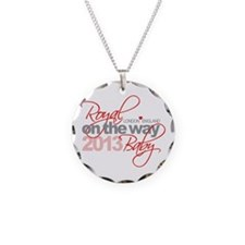 Royal Baby On the Way 2013 Necklace