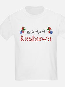 Keshawn, Christmas T-Shirt