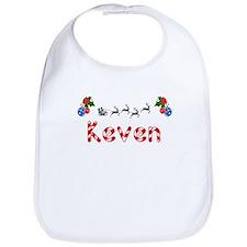 Keven, Christmas Bib