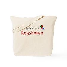 Keyshawn, Christmas Tote Bag