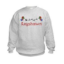 Keyshawn, Christmas Sweatshirt