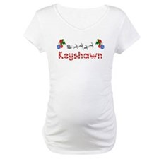 Keyshawn, Christmas Shirt