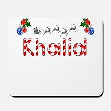 Khalid, Christmas Mousepad