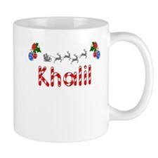 Khalil, Christmas Coffee Mug