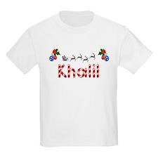 Khalil, Christmas T-Shirt
