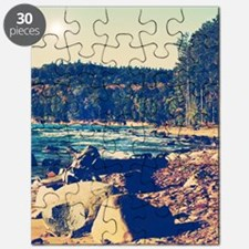 Rocky Shores of Lake Superior Puzzle