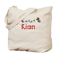 Kian, Christmas Tote Bag