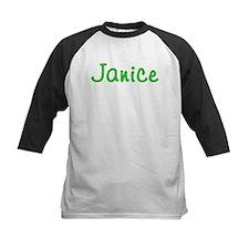 Janice Glitter Gel Tee