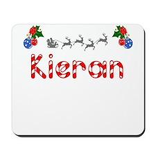 Kieran, Christmas Mousepad