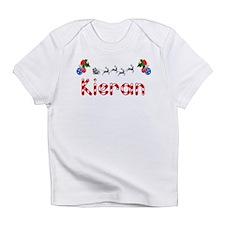 Kieran, Christmas Infant T-Shirt