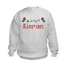 Kieran, Christmas Sweatshirt