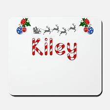 Kiley, Christmas Mousepad