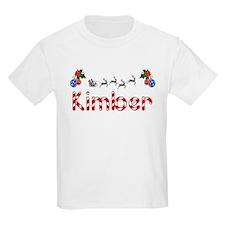 Kimber, Christmas T-Shirt