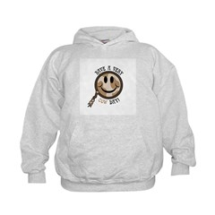 Cow Day Smiley Hoodie
