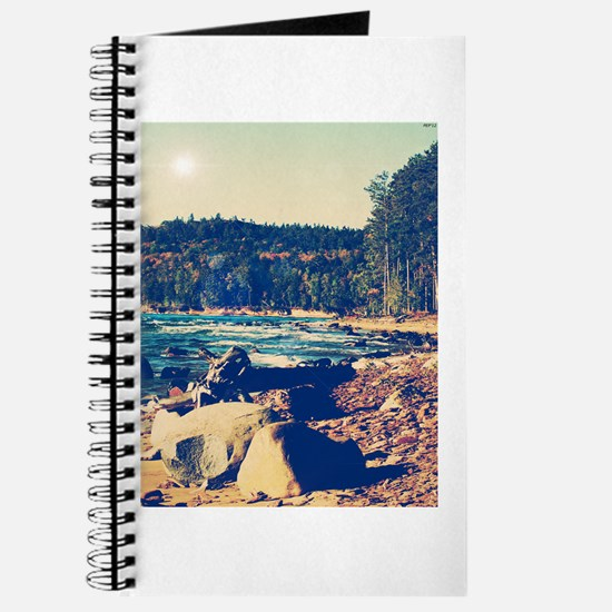 Rocky Shores of Lake Superior Journal