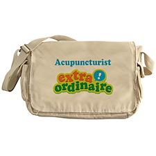 Acupuncturist Extraordinaire Messenger Bag
