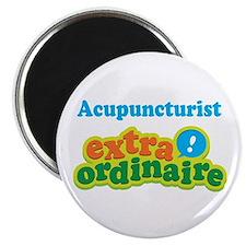 Acupuncturist Extraordinaire Magnet