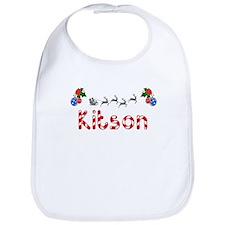 Kitson, Christmas Bib