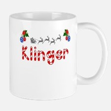 Klinger, Christmas Mug