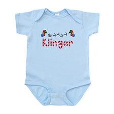 Klinger, Christmas Infant Bodysuit