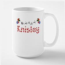 Knisley, Christmas Mug