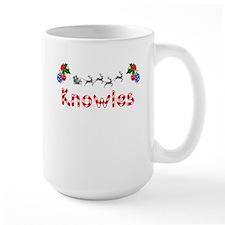 Knowles, Christmas Mug