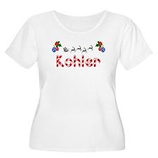 Kohler, Christmas T-Shirt
