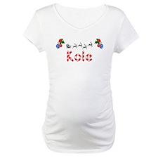 Kole, Christmas Shirt
