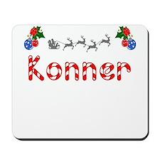 Konner, Christmas Mousepad