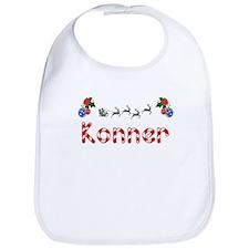 Konner, Christmas Bib