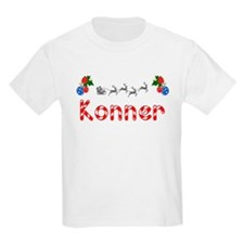 Konner, Christmas T-Shirt